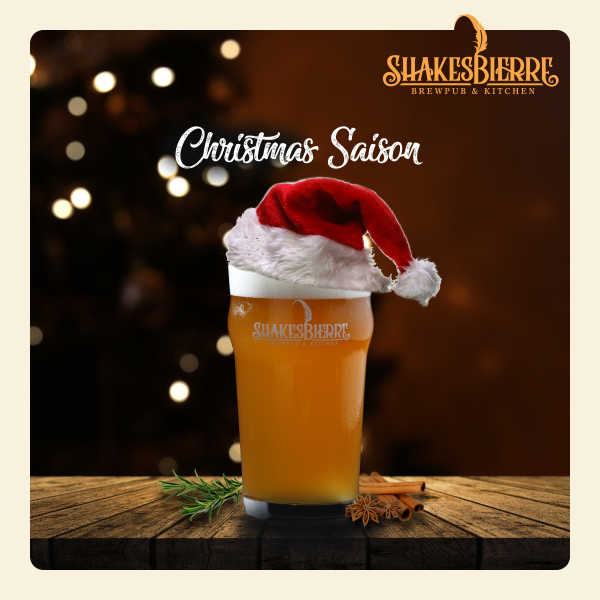Christmas Special Beer